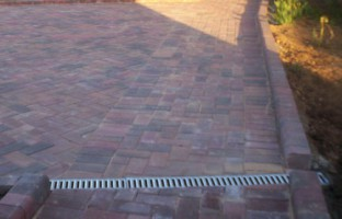 SOAKAWAY: Soakaways can be an important tool for removing water from your driveway quickly, safely and legally.