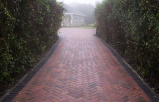RAINCHECK: Ensure your driveway plan allows for sufficient drainage of water through angling, design and/or soakaways.